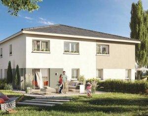 Achat / Vente programme immobilier neuf Soultz-Haut-Rhin au pied des Vosges (68360) - Réf. 5562