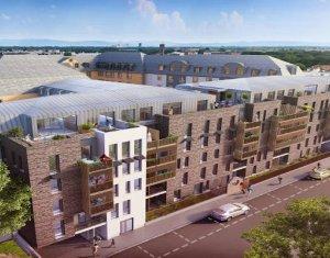 Achat / Vente programme immobilier neuf Strasbourg au coeur du quartier de Neudorf Sud (67000) - Réf. 4140
