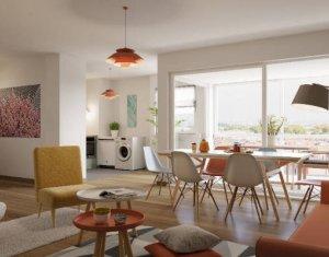 Achat / Vente programme immobilier neuf Strasbourg aux abord du parc Haguenau (67000) - Réf. 4668