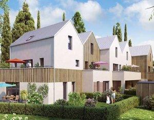 Achat / Vente programme immobilier neuf Strasbourg aux portes de la nature (67000) - Réf. 5658