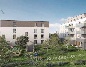 Achat / Vente programme immobilier neuf Strasbourg Elsau à 300m du tramway B (67000) - Réf. 5694
