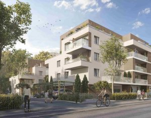 Achat / Vente programme immobilier neuf Strasbourg proche hypercentre (67000) - Réf. 3012