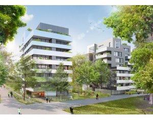 Achat / Vente programme immobilier neuf Strasbourg proche la Petite France (67400) - Réf. 1523