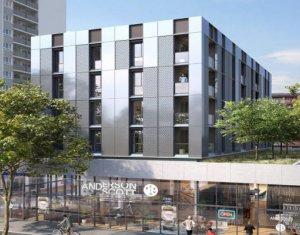 Achat / Vente programme immobilier neuf Strasbourg quartier de l'Esplanade (67000) - Réf. 3063