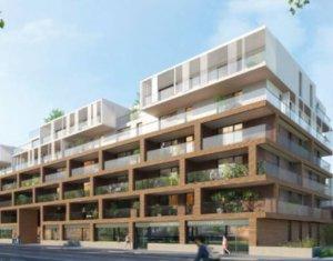 Achat / Vente programme immobilier neuf Strasbourg quartier des quinze (67000) - Réf. 2990
