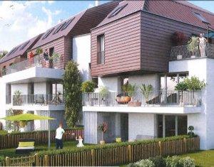 Achat / Vente programme immobilier neuf Strasbourg quartier Neudorf (67000) - Réf. 4115