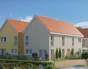 Achat / Vente programme immobilier neuf Stutzheim-Offenheim aux portes du magnifique Kochersberg (67370) - Réf. 2464