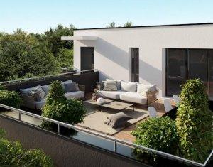 Achat / Vente programme immobilier neuf Surbourg proche centre-ville (67250) - Réf. 5830