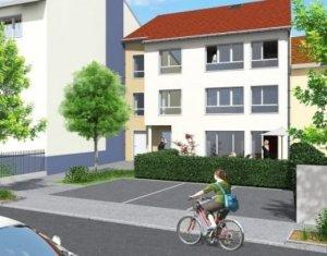 Achat / Vente programme immobilier neuf Talange proche commodités (57525) - Réf. 31