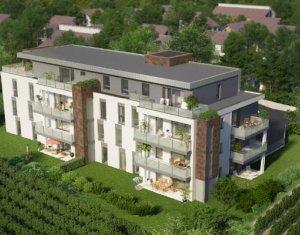 Achat / Vente programme immobilier neuf Turckheim quartier résidentiel (68230) - Réf. 4171
