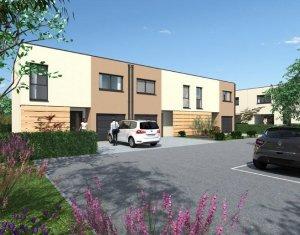 Achat / Vente programme immobilier neuf Uckange proche commodités (57270) - Réf. 139