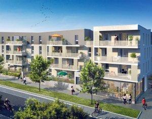 Achat / Vente programme immobilier neuf Vandoeuvre-lès-Nancy coeur de ville TVA réduite (54500) - Réf. 221
