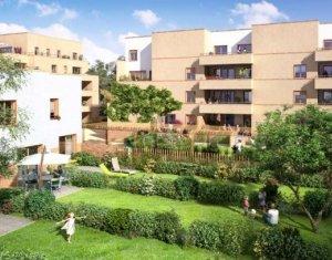 Achat / Vente programme immobilier neuf Vandoeuvre-lès-Nancy proche des transports (54500) - Réf. 61