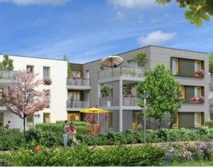 Achat / Vente programme immobilier neuf Vendenheim éco-quartier (67550) - Réf. 323