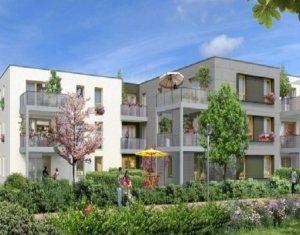 Achat / Vente programme immobilier neuf Vendenheim Eco quartier du Kochersberg (67550) - Réf. 1403