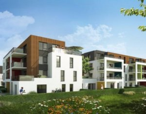 Achat / Vente programme immobilier neuf Vendenheim écoquartier (67550) - Réf. 3628