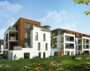 Achat / Vente programme immobilier neuf Vendenheim proche commerces (67550) - Réf. 441