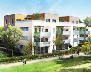 Achat / Vente programme immobilier neuf Vendenheim proche Eurométropôle (67550) - Réf. 1353