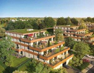 Achat / Vente programme immobilier neuf Villers-lès-Nancy (54600) - Réf. 202