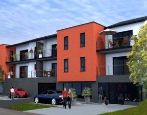 Achat / Vente programme immobilier neuf Volmerange-les-Mines proche des commodités (57330) - Réf. 40
