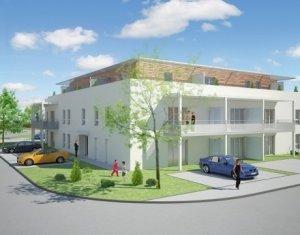Achat / Vente programme immobilier neuf Woippy TVA réduite (57140) - Réf. 215