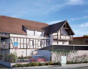 Achat / Vente programme immobilier neuf WOLFISHEIM aux portes de strasbourg (67202) - Réf. 1548