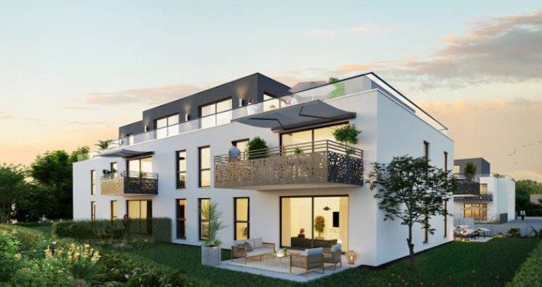 Achat / Vente programme immobilier neuf Bartenheim au coeur d'un quartier résidentiel (68870) - Réf. 4022
