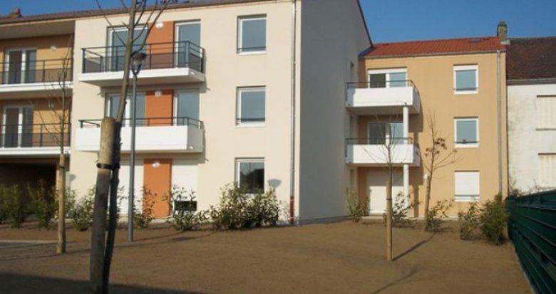 Achat / Vente programme immobilier neuf Montigny-lès-Metz proche commodités (57158) - Réf. 35