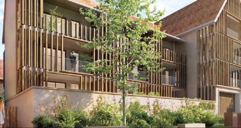 Achat / Vente programme immobilier neuf Obernai centre-ville (67210) - Réf. 3627