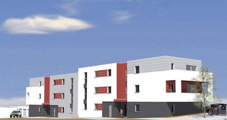 Achat / Vente programme immobilier neuf Rombas proche base de loisirs (57120) - Réf. 136