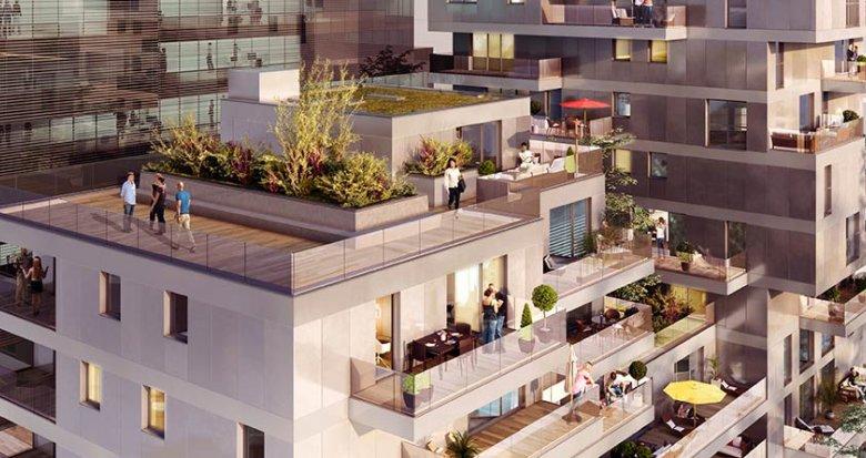 Achat / Vente programme immobilier neuf Strasbourg quartier International du Wacken (67000) - Réf. 1593